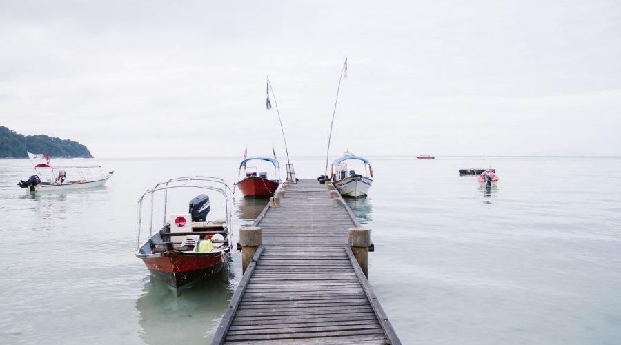 Arwana Resort Pulau Perhentian Jeti