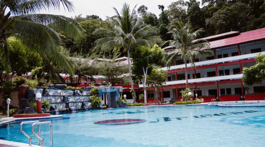 Arwana Resort Pulau Perhentian Pool