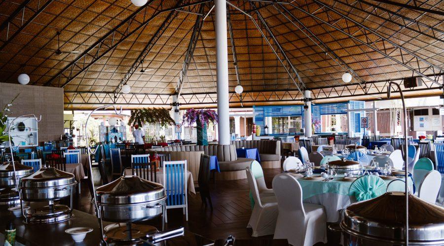 Arwana Resort Pulau Perhentian Restoran