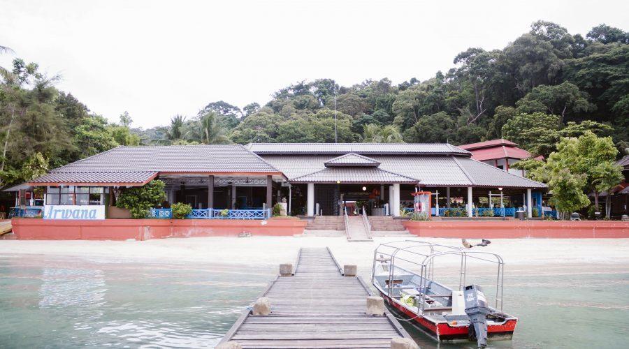 Arwana Resort Pulau Perhentian Seaside