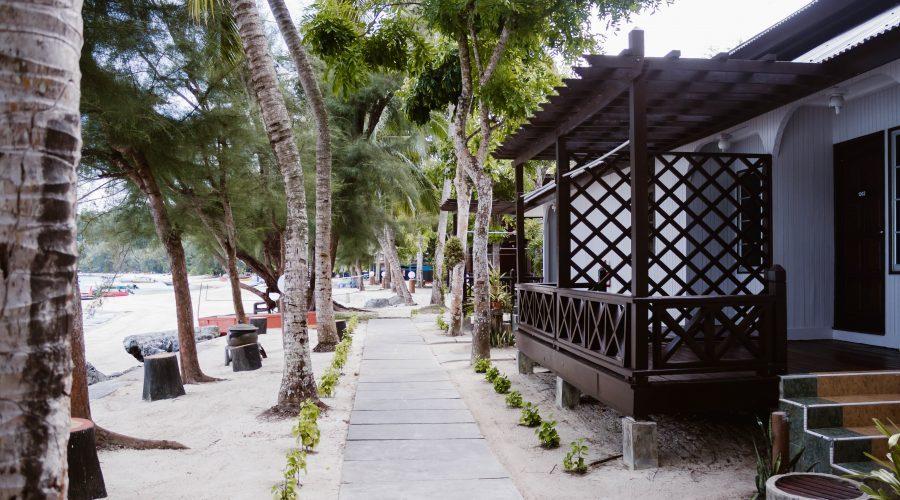 Arwana Resort Pulau Perhentian Seaview