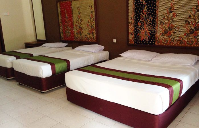 Family Executive Room Arwana Perhentian Resort