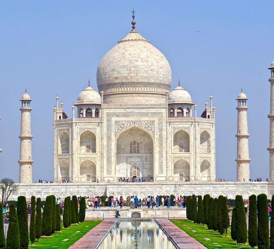 Pakej Kashmir Taj Mahal dan Red Fort