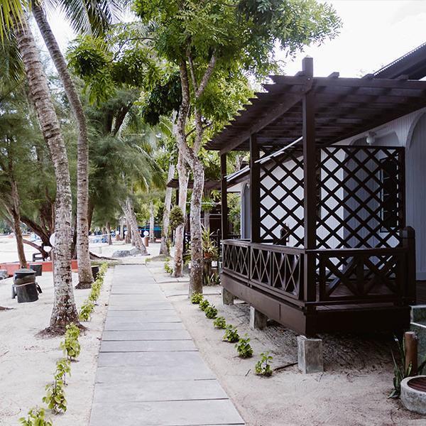 Pakej Perhentian Arwana Resort