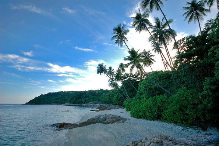 Pemandangan-Shari-La-Island-Resort