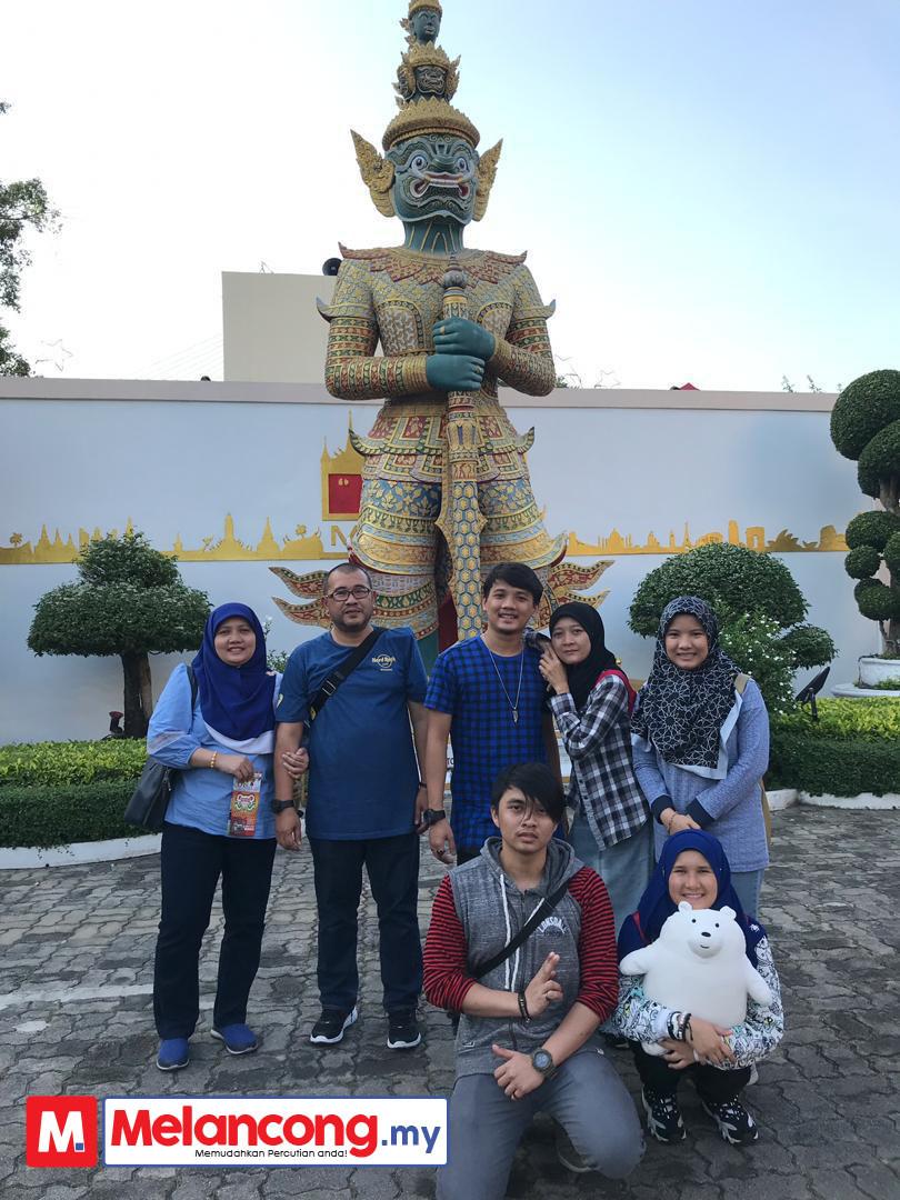 Percutian Id Nurbaini ke Bangkok & Phuket - 5 Hari 4 Malam - Melancong.my