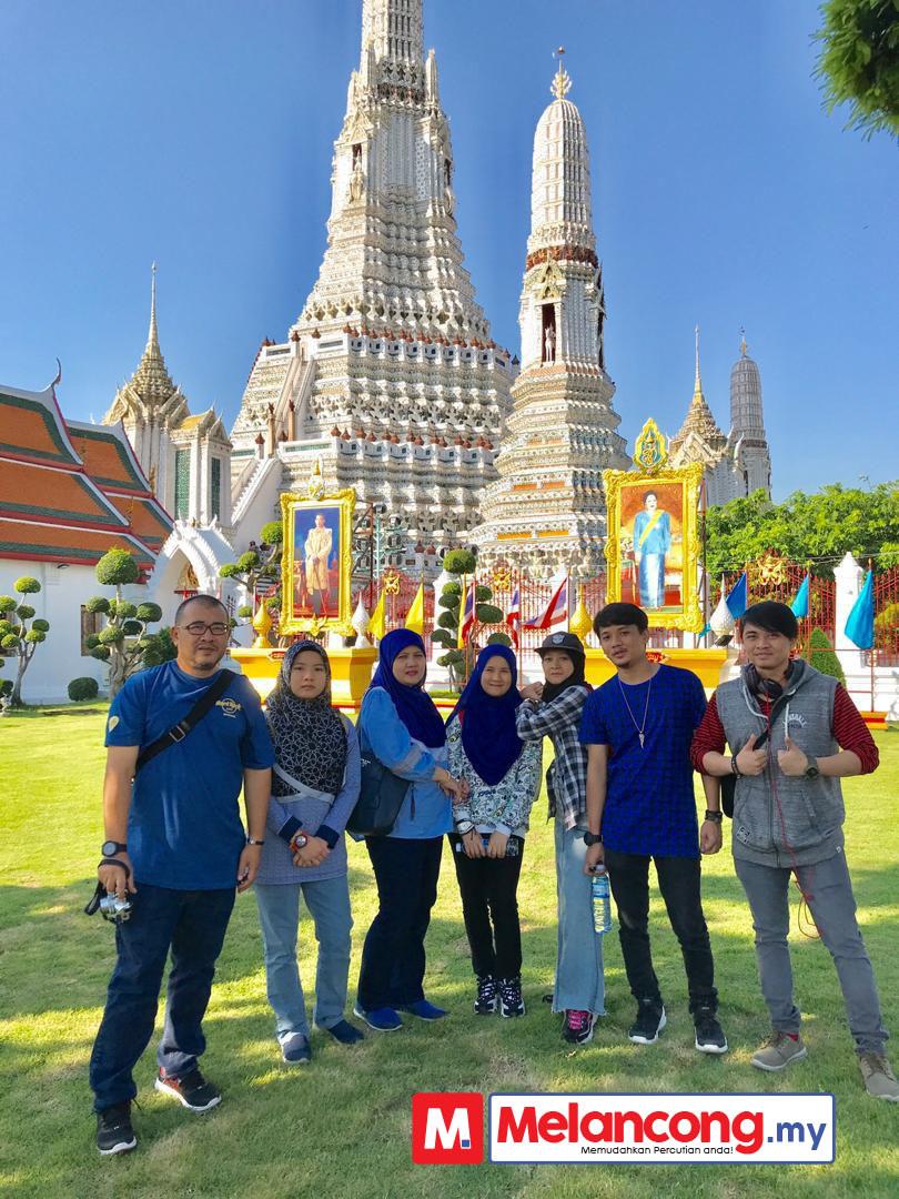 Percutian Id Nurbaini ke Bangkok & Phuket - 5 Hari 4 Malam