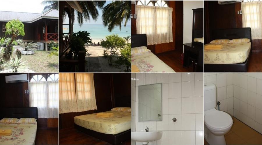 Samudra Beach Chalet Seaview