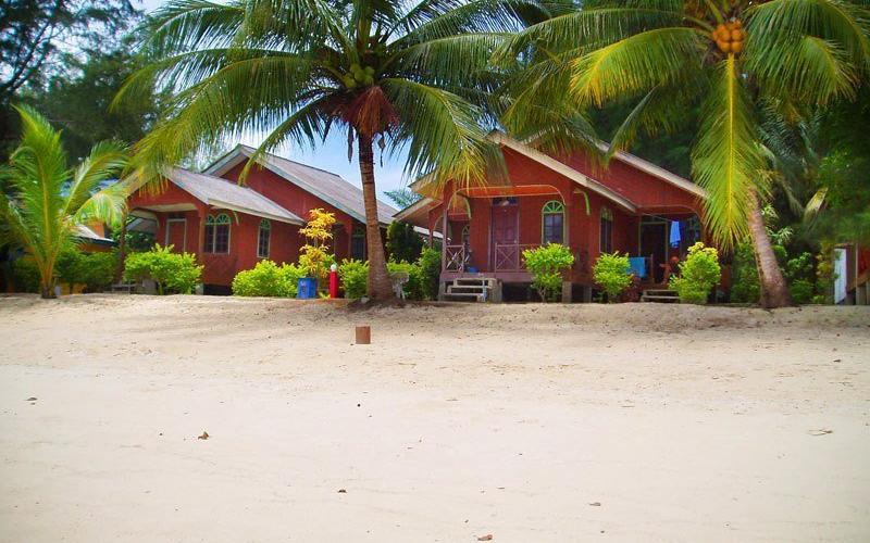 Seaview Samudra Beach Chalet