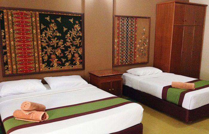 Superior Room Arwana Perhentian Resort