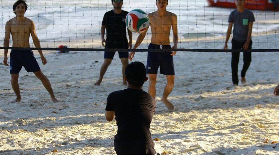 Volleyball Arwana Perhentian Resort