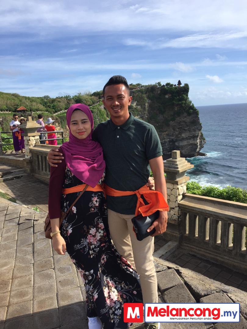 Muhammad Ariff - Honeymoon Bali - 4 Hari 3 Malam