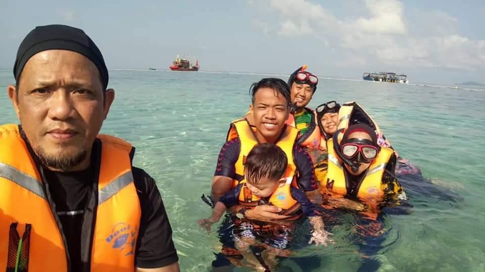 Nur Syahirah Redang Mutiara Resort