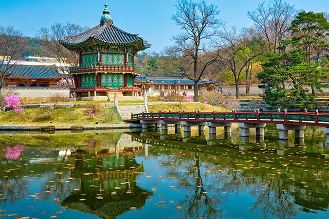 Pakej Korea