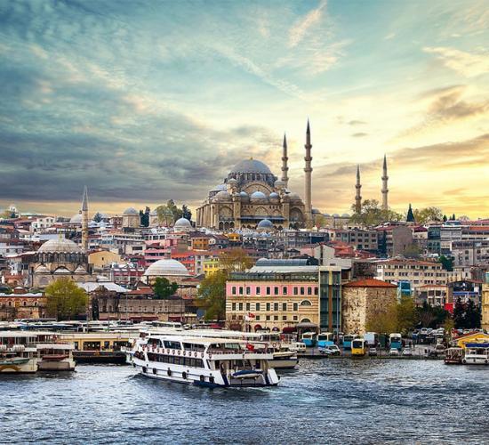 Pakej Percutian Turki Terbaik