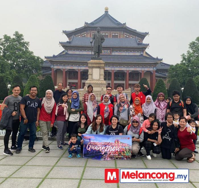 Hearlife Sdn Bhd - Guangzhou 5 Hari 4 Malam