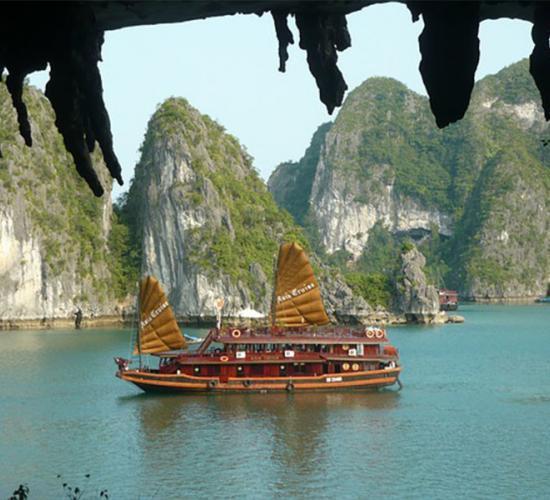 Pakej Hanoi Vietnam