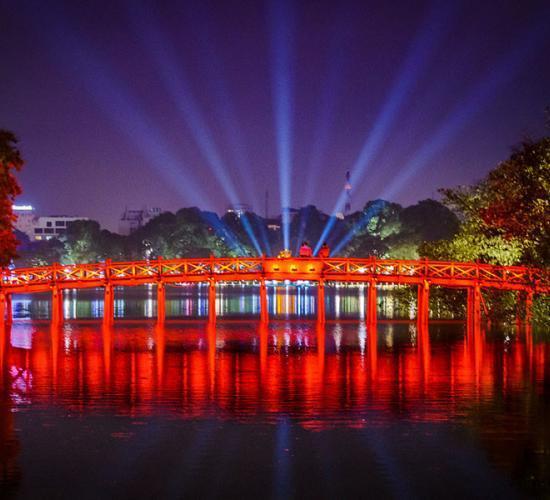 Pakej Ke Hanoi Vietnam