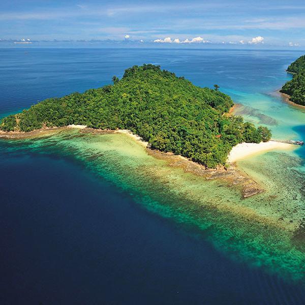 pakej Kota Kinabalu & Pulau