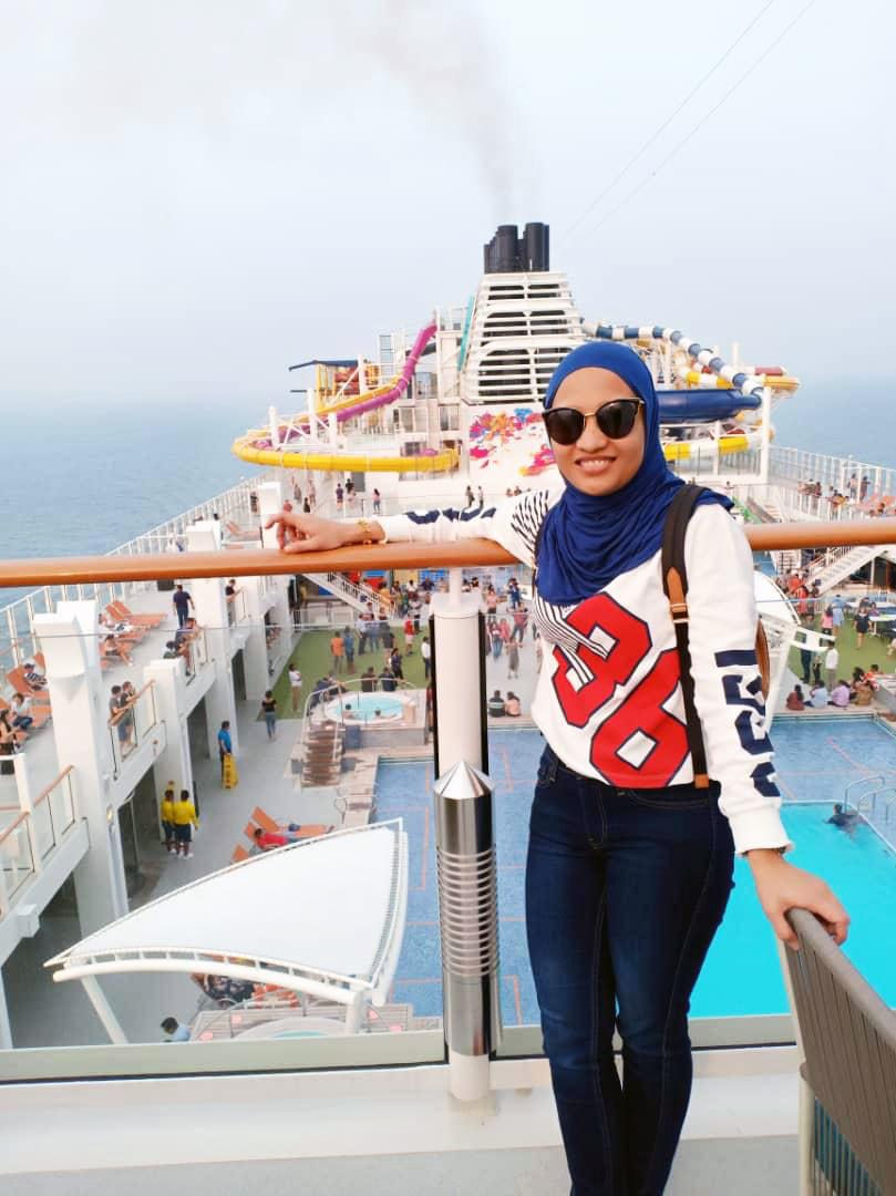 SITI NORAZUWA - Cruise