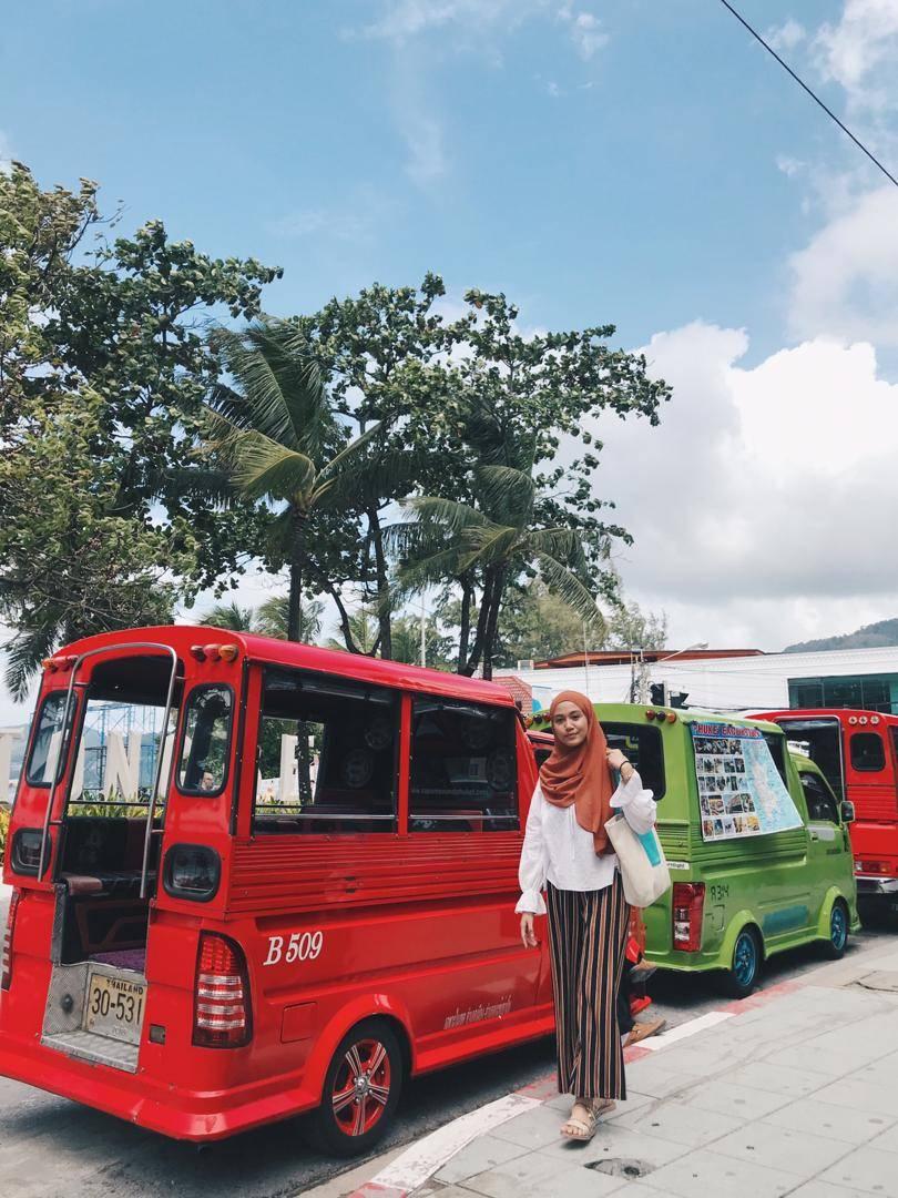 Salwa Binti Said Ibrahim Genting Dream Cruise