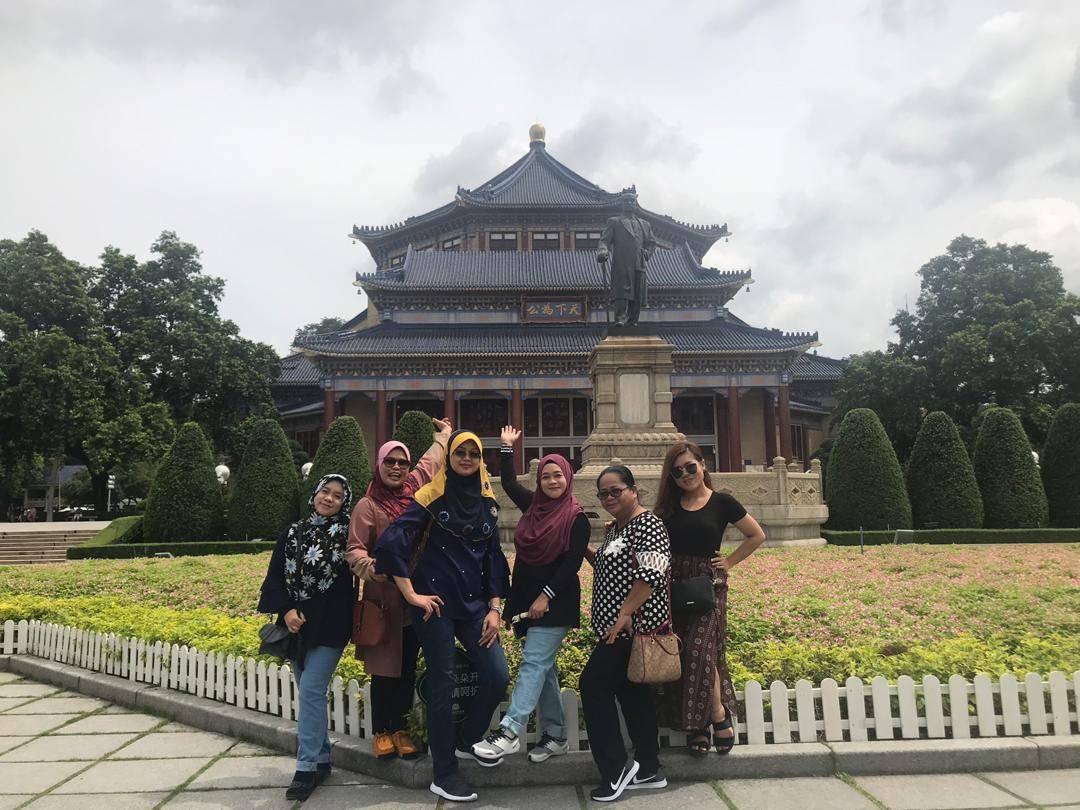 22 - 25 June 2019 - Kasmira Binti Mansor - Guangzhou 4H3M