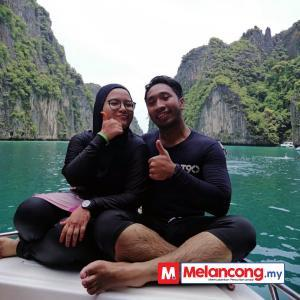 Alif Krabi Honeymoon