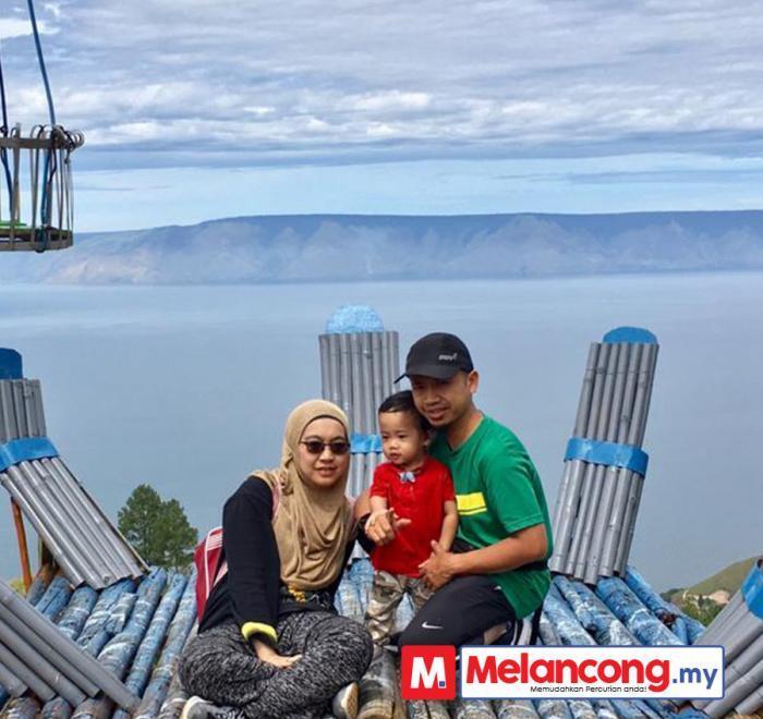 Hairulzamani M Jali Medan Indonesia Melancong.my