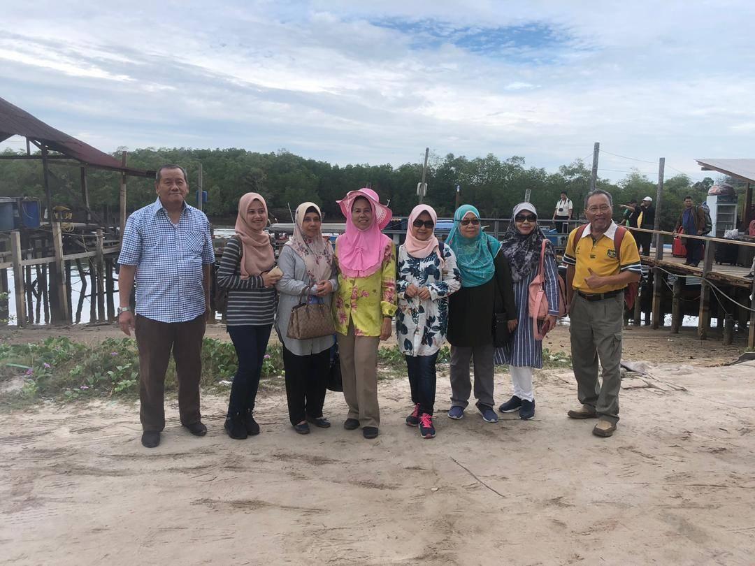 Redang Mutiara Resort Group Mencandat Sotong