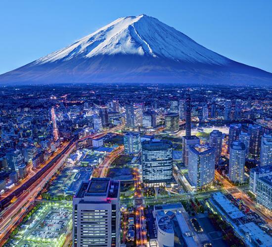 Pakej Tokyo Mount Fuji 4 Hari 3 Malam